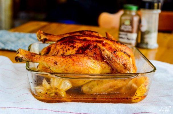 Курица запеченная по-мексикански