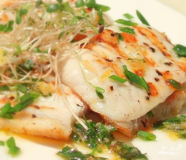 Рыба по-тайски