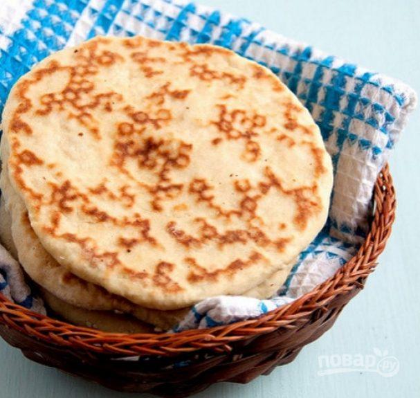 Кавказский хлеб