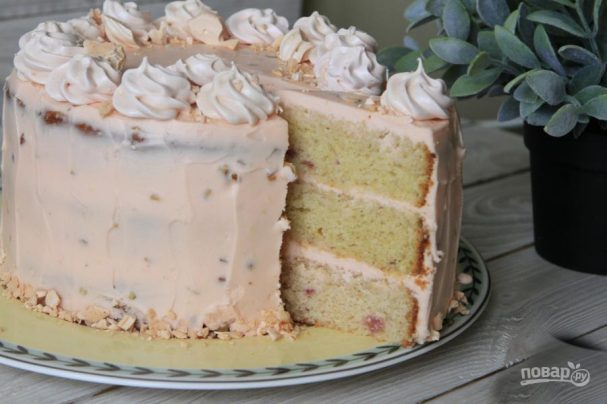 Торт на День Рождения своими руками