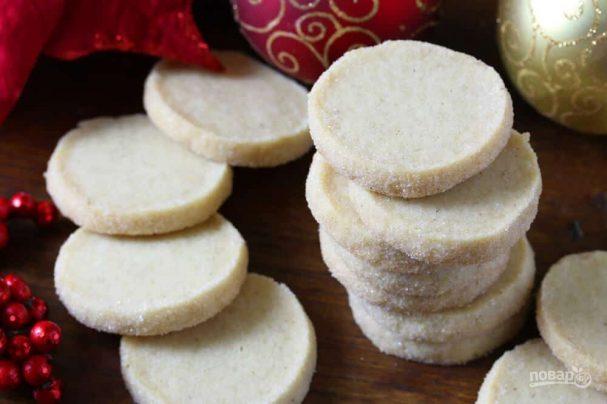 Традиционное немецкое печенье