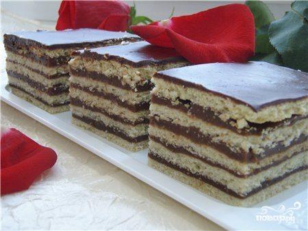 """Торт """"Будапешт"""""""