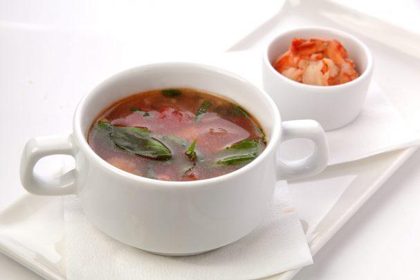 Бостонский суп для похудения