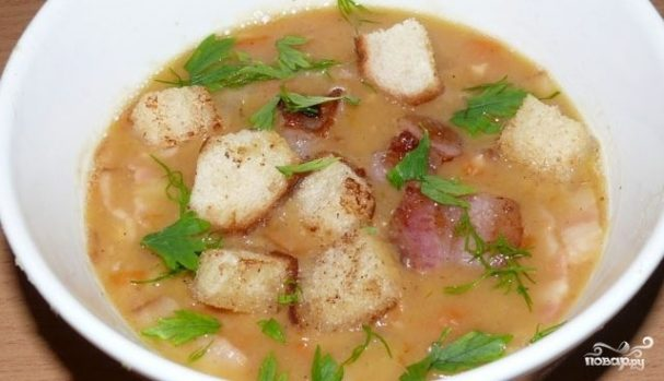 Суп Лондондерри