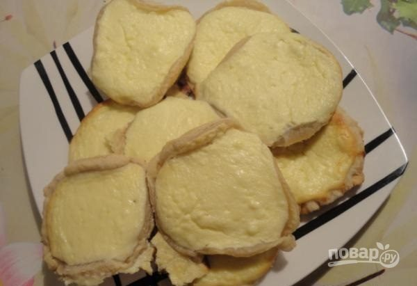 Бездрожжевое тесто для ватрушек с творогом пошаговый рецепт с