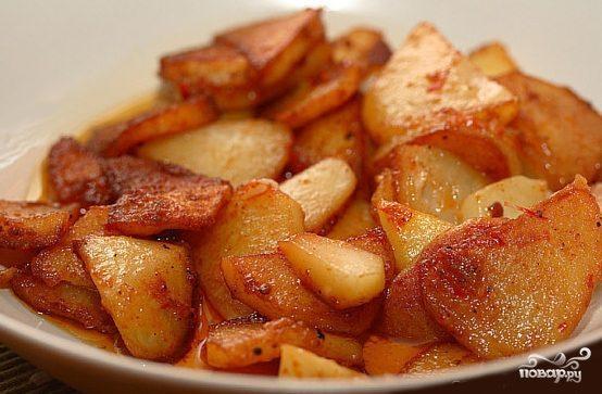 можно пожарить картошку в мультиварки как