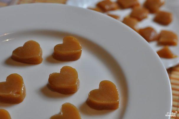 Домашние конфеты ириски