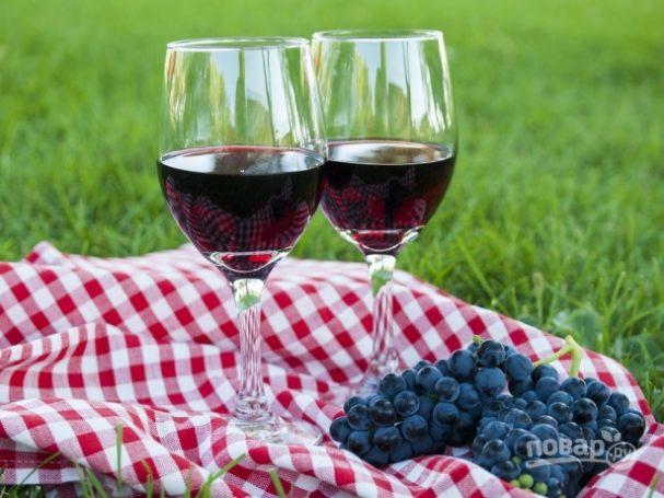 Домашнее вино из виагра