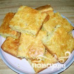 Мексиканский маисовый хлеб