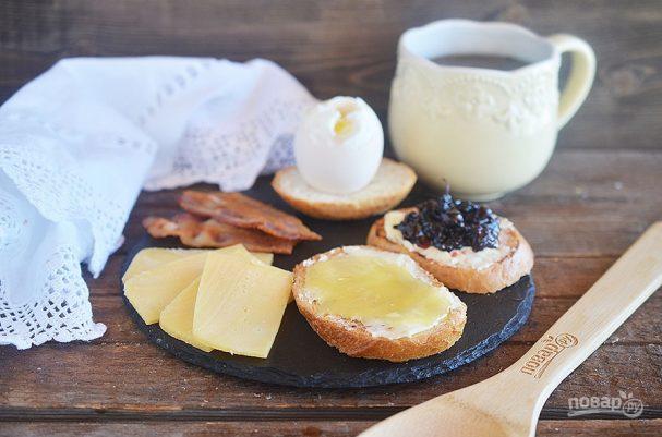 Завтрак в замке Винтерфелл