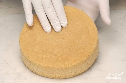 Легкое бисквитное тесто