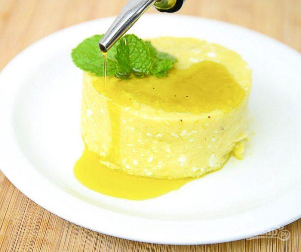 Пюре картофельное с яйцом