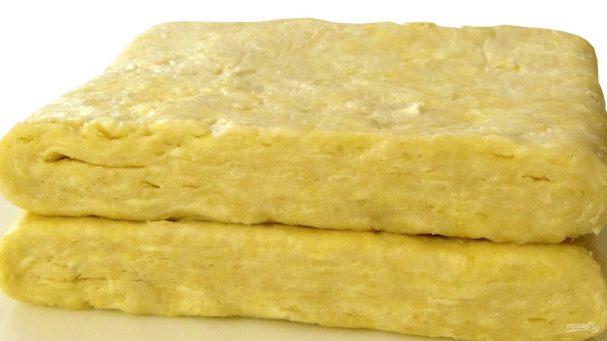 Рубленое слоеное тесто