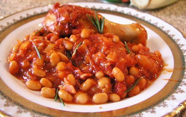 рецепт салата с фасолинка