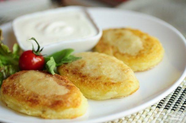 Картофляники с мясом