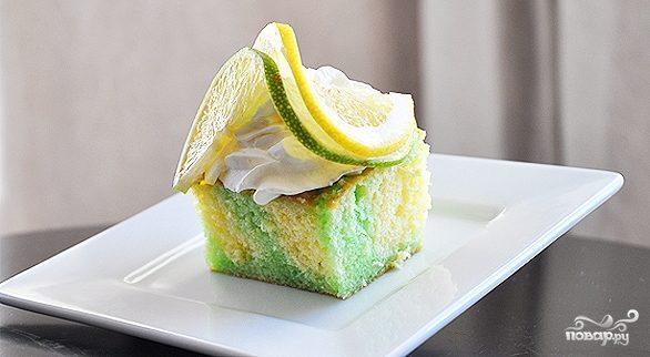 Заливка из желатина для торта