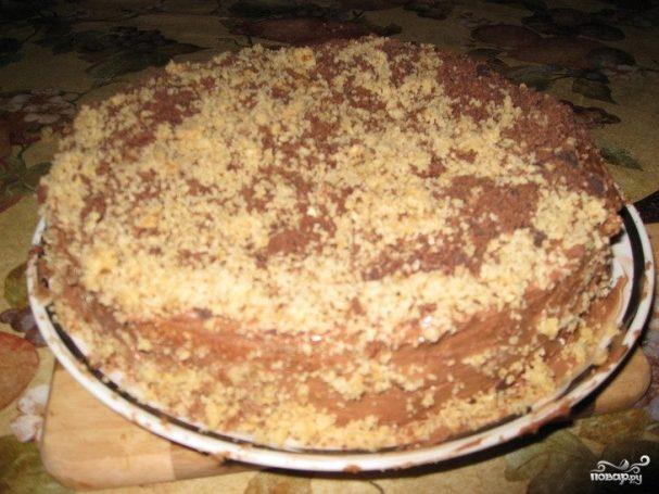 """Торт """"Анжелика"""""""