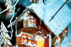 Пряный  домик