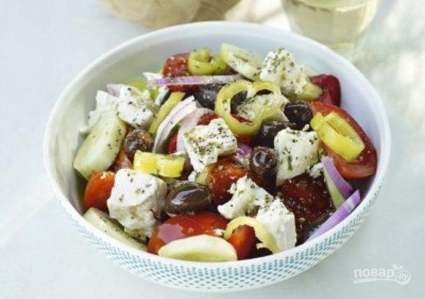 Салат вкусно и недорого