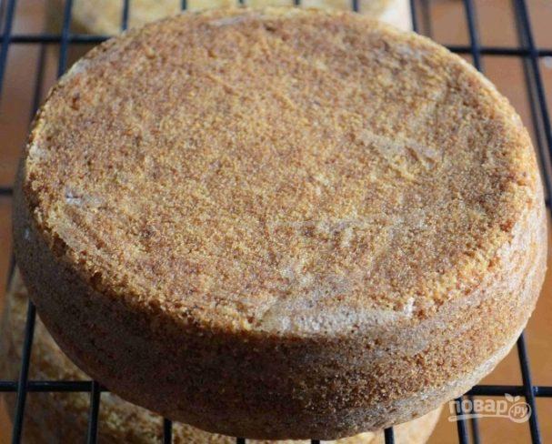 Простой рецепт коржа для торта