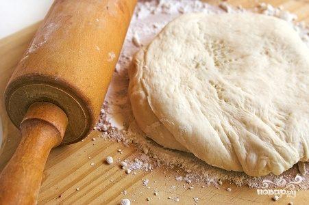 Тесто для пирожков на простокваше