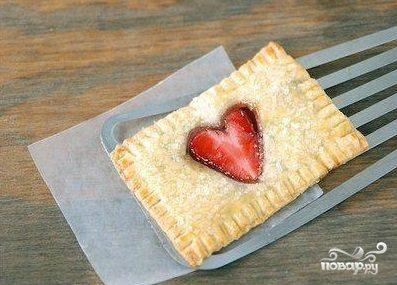 Завтрак любимому на 14 февраля