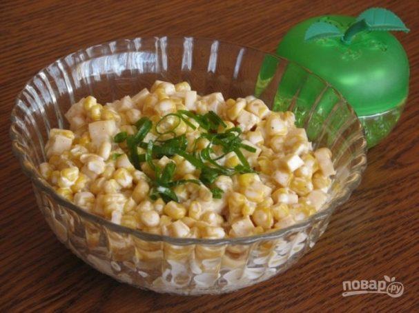 Что сделать с консервированной кукурузой