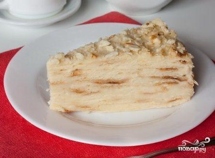 """Торт """"Наполеон"""" за 5 минут"""