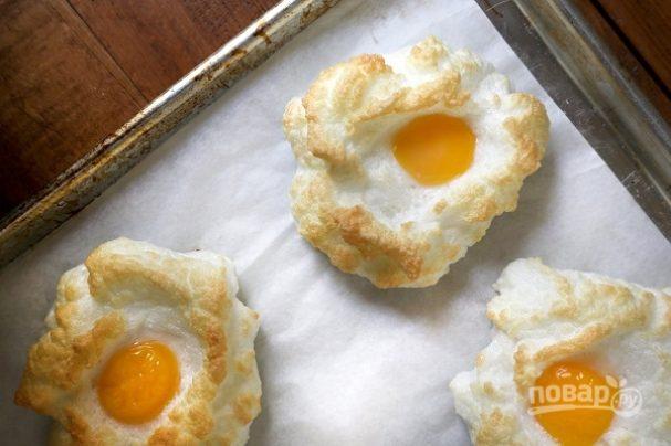 Яйца, запеченные в духовке