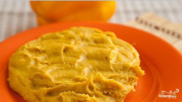 Соус ткемали из желтой сливы на зиму