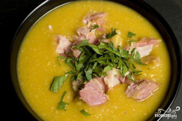 Французский гороховый суп