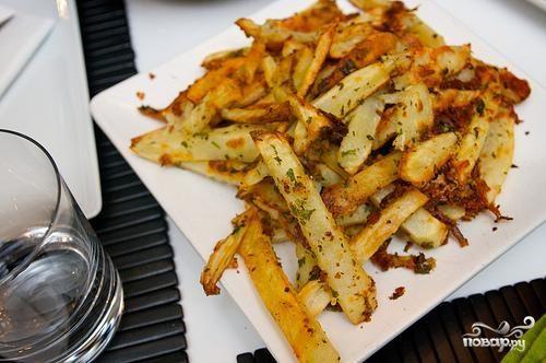 Итальянский картофель-фри