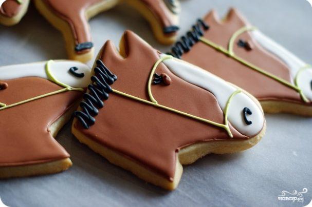 """Печенье """"Лошадь"""""""