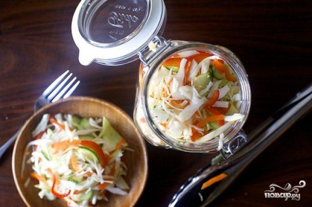 Салаты из тыквы рецепты пошагово