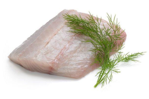 Рыбное пюре