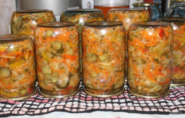 Огурцы по-французски рецепт пошагово
