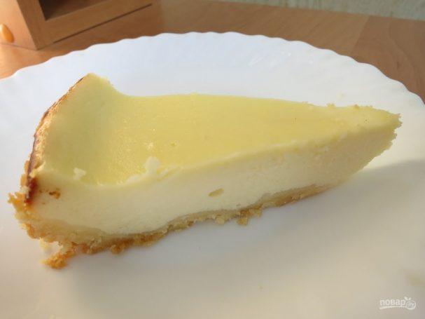 Творожный пирог по Дюкану