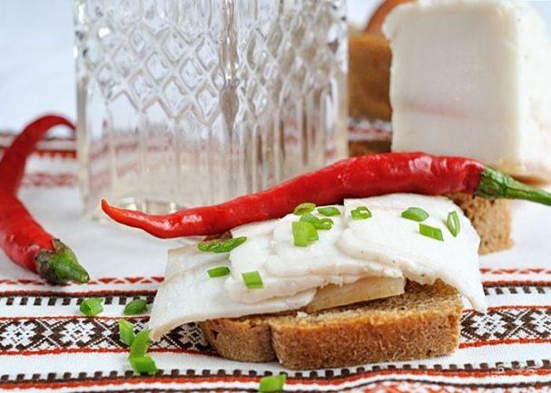 засолка сала с горчицей пошаговый рецепт
