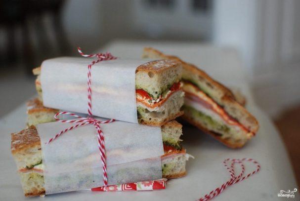 Сэндвич-кирпич