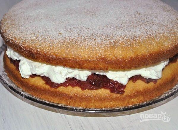Рецепт самого вкусного и быстрого торта