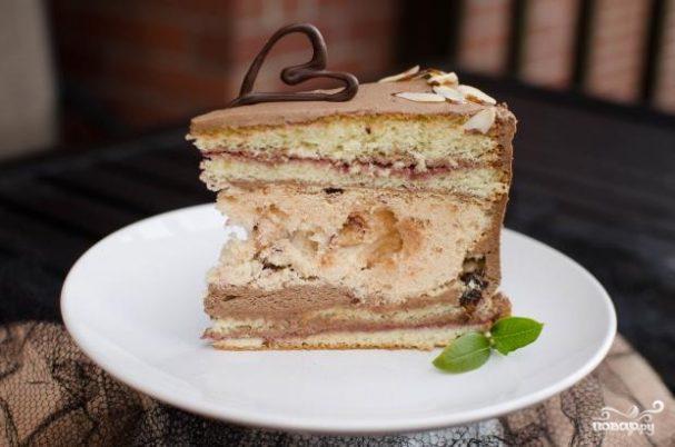 Киевский торт рецепт классический