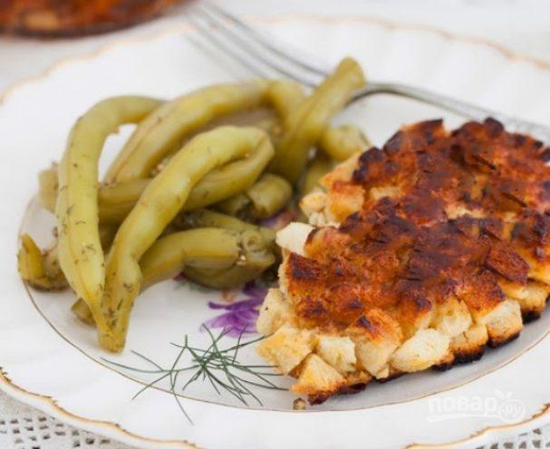 Рецепт вторых блюд из свинины в духовке с фото