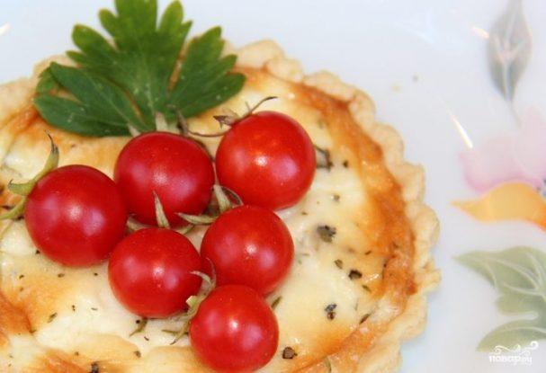 Тесто с творожным сыром