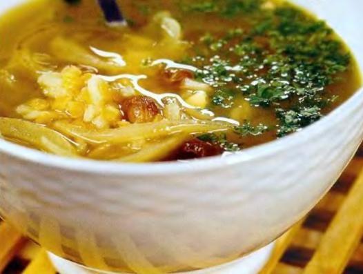 Армянский суп воспнапур
