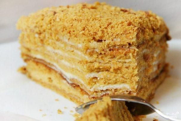 торт парижский коктейль рецепт видео