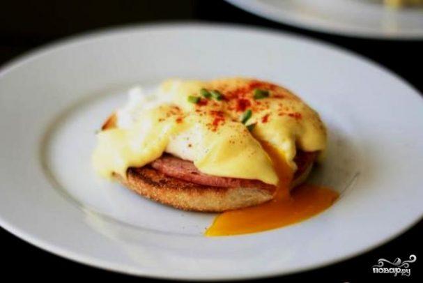 "Завтрак ""Бенедикт"""