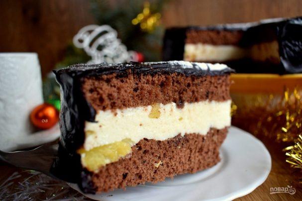 легкий творожный крем для бисквитного торта рецепты