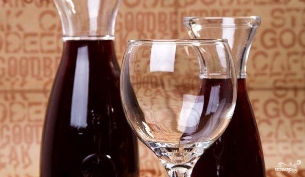 Домашнее вино из сливы