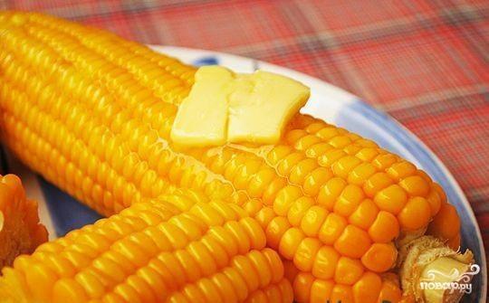 Рецепт вареной кукурузы в домашних условиях