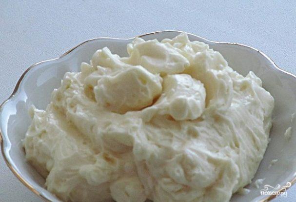 Крем со сгущенкой для бисквитного торта